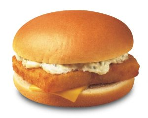 McDonald's Fish Sandwich