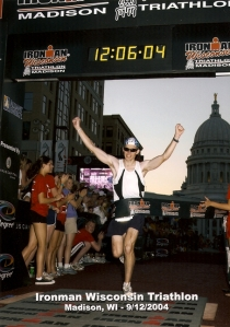Finish an Iron Man Triathalon